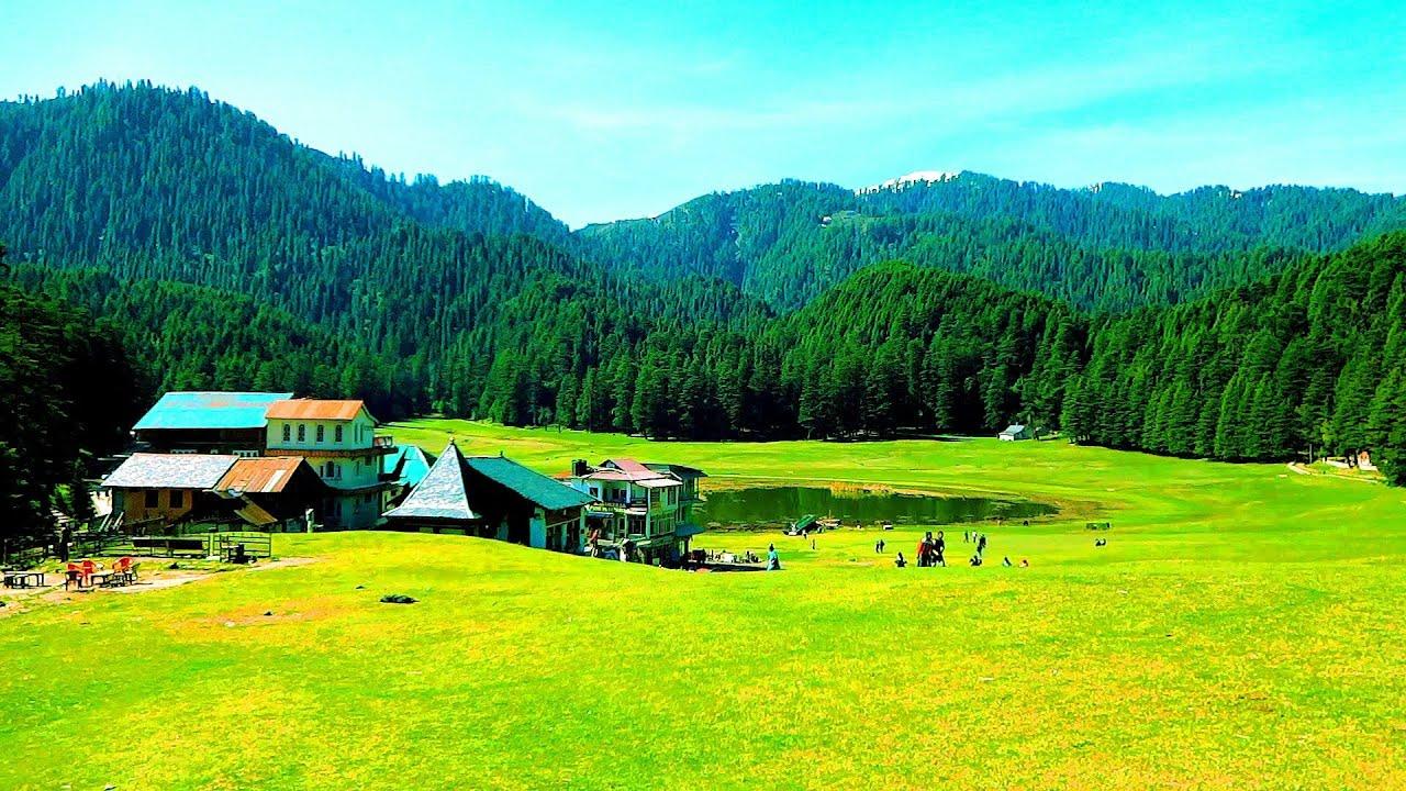 खज्जियार Khajjiar-Mini Switzerland Of India-Chamba,Himachal.