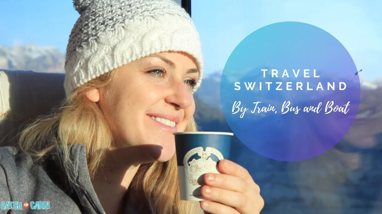 Travel Switzerland by Train, Bus and Boat with Swiss Travel Systems (2...