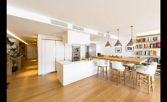 Elegant apartment in Design Residence in Switzerland