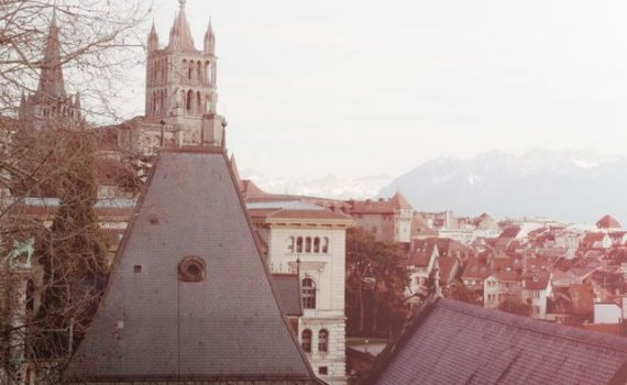 Esplora la città di Losanna in Svizzera