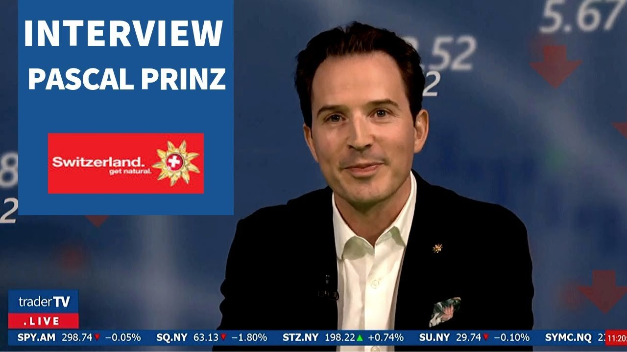 Interview: Switzerland Tourism Director Pascal Prinz
