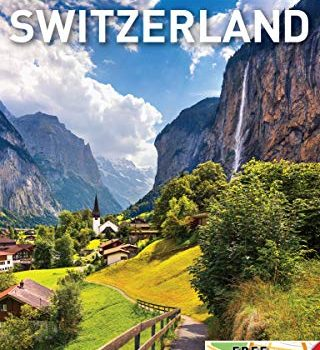 Frommer's Switzerland (Complete Guides) - Frommers Switzerland Complete Guides 320x350