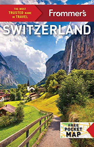 Frommer's Switzerland (Complete Guides) - Frommers Switzerland Complete Guides
