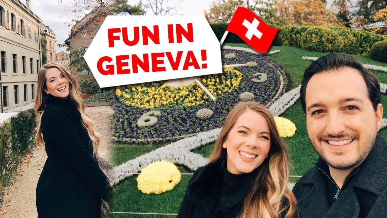 Geneva, Switzerland | Things To Do + Explore With Us (vlog)