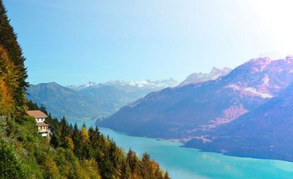 Harder Kulm - Les meilleurs endroits pour passer la lune de miel en Suisse