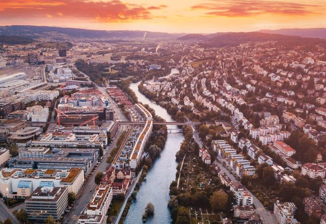 The Limmat of Zurich - Explore the City of Zurich in Switzerland