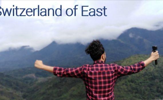 Travelling to Haflong | Tribel people | Switzerland of East