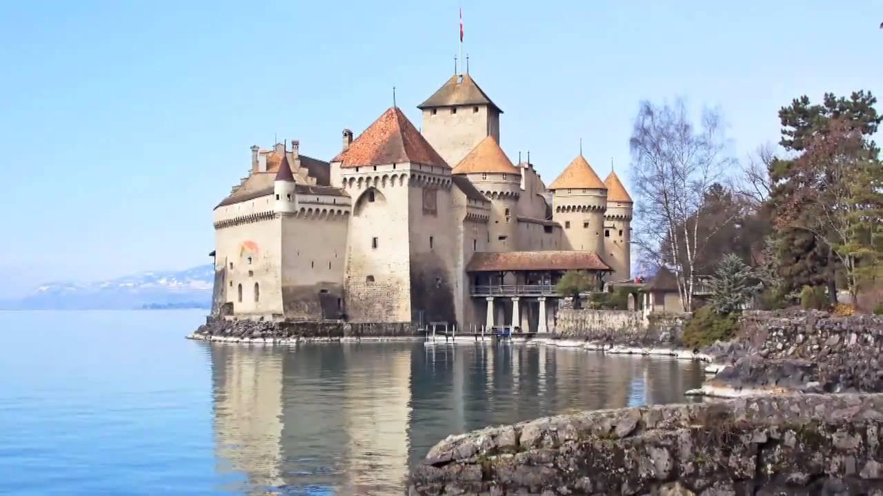 Chillon Castle - Great Attractions (Switzerland)