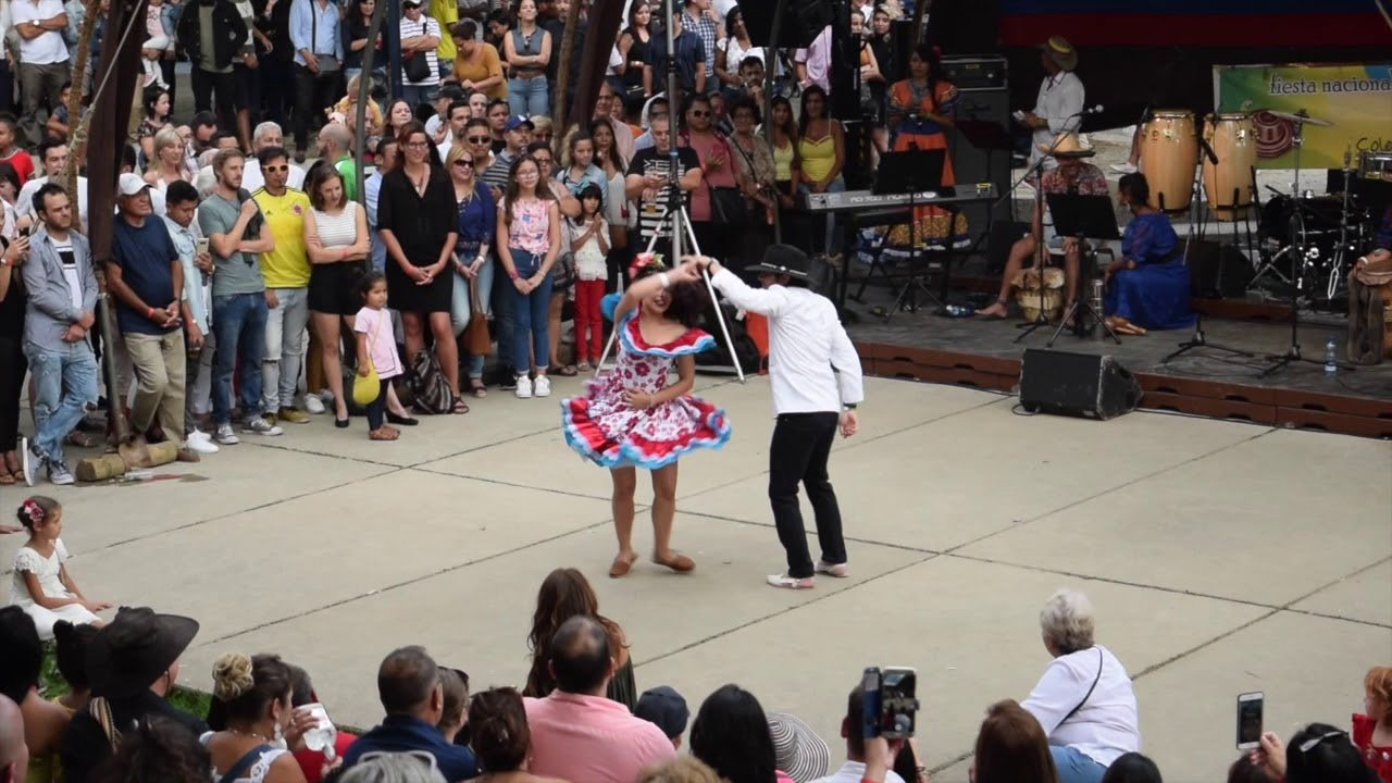 Colombia vive Festival in Lausanne Switzerland
