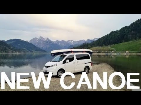(Living in Switzerland) We bought a Canoe!
