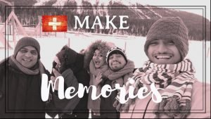 Make Memories | Swiss Places to see in Winter | When our family visite...