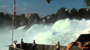 Rhine Falls Schaffhausen - Switzerland - Travel video - HD