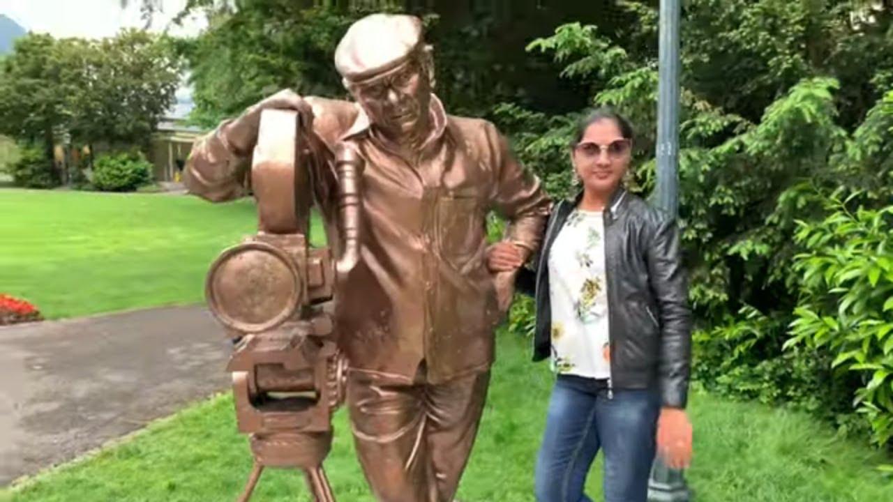 Switzerland City's Tour  II Sukanya Telugu Vlogs