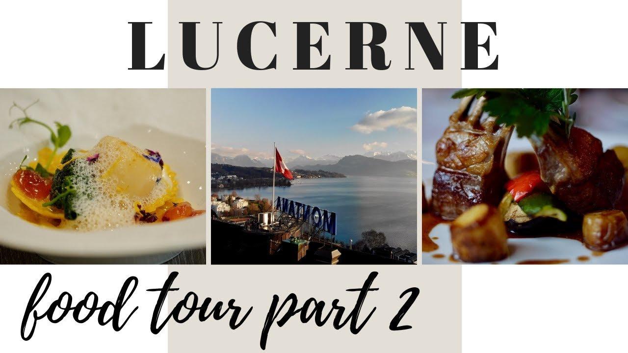 Switzerland Food Tour - Part 2