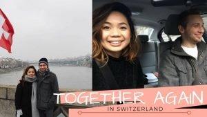 VISITING MY LONG DISTANCE BOYFRIEND   Travel Vlog: Adventures in Switz...