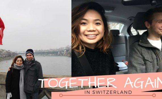 VISITING MY LONG DISTANCE BOYFRIEND | Travel Vlog: Adventures in Switz...