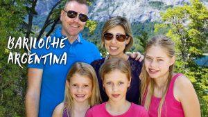 We found Switzerland in Bariloche Argentina! 80+ Countries w/3 kids