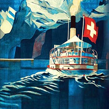 """o Switzerland!"": Travelers' Accounts 57 Bce towards the Present - o Switzerland Travelers Accounts 57 Bce to the Present 348x350"