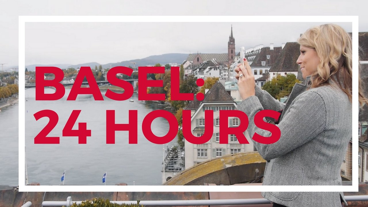 24 Hour Guide to Basel, Switzerland