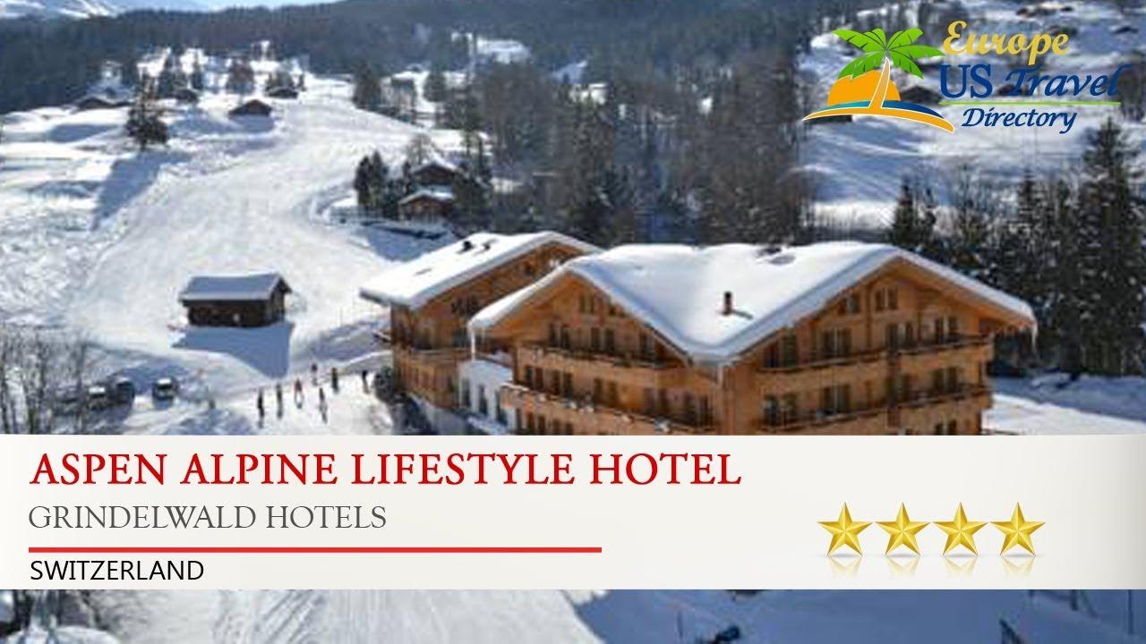 Aspen Alpine Lifestyle Hotel - Grindelwald Hotels, Switzerland