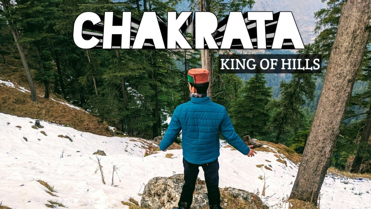 CHAKRATA || Best Place to visit in INDIA || Mini Switzerland || Jaunsa...