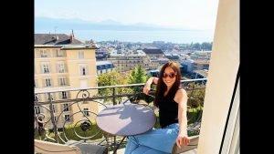 GORGEOUS WEEKEND IN LAUSANNE, SWITZERLAND!