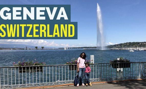 Geneva In A Day l Switzerland