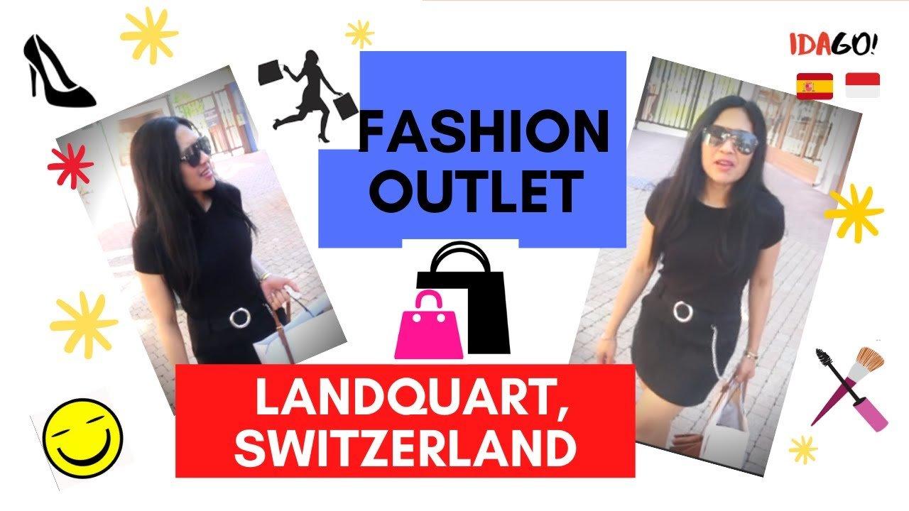 LANDQUART - FASHION OUTLET IN SWITZERLAND