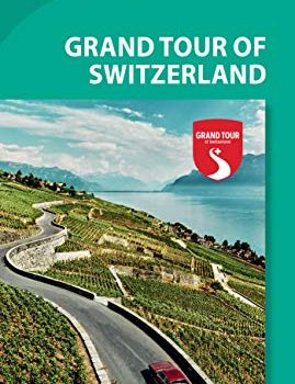 Michelin Green Guide Grand Tour of Switzerland: Travel Guide (Green Gu... - Michelin Green Guide Grand Tour of Switzerland Travel Guide Green 269x350
