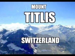 Mount Titlis Switzerland | Top Tourist Attractions of Switzerland - Ta...