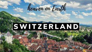 Switzerland 4K | Beautiful Places in Switzerland | Life in Switzerlan...