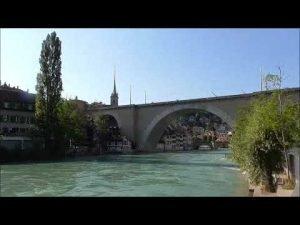 Switzerland Travel―Visiting Baren Park in Bern