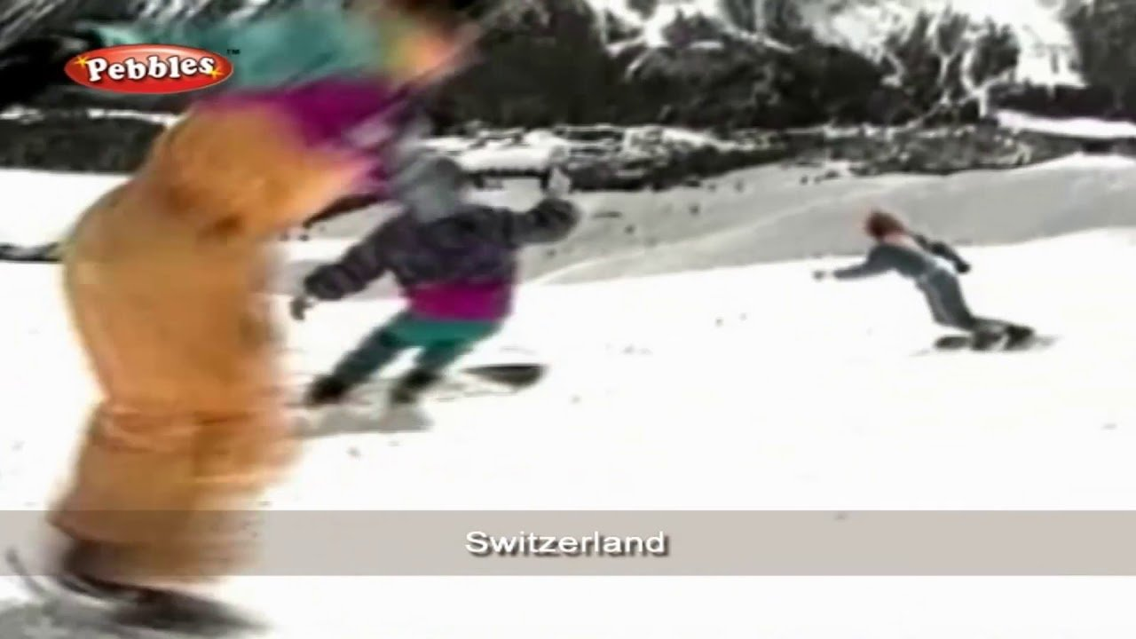 Tourist Places in Switzerland || World Tourism Vol-1 || World Tourism ...
