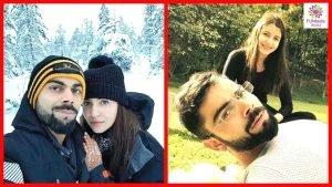 Virat Kohli And Anushka Sharma HoneyMoon In Switzerland HD Pics & ...