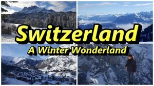 Best places to visit in Switzerland : Truth about Swiss Travel Pass!