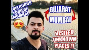 From Mumbai To Gujarat 2019 | Visiting A Non-Places Eating Mumbai Snac...