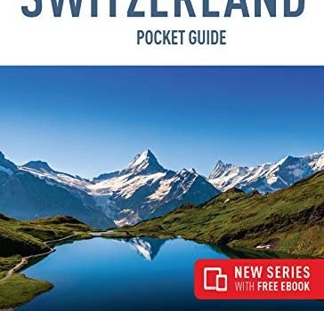 Insight Guides Pocket Switzerland (Travel Guide with Free e-book) (Insi... - Insight Guides Pocket Switzerland Travel Guide with Free eBook Insi 364x350