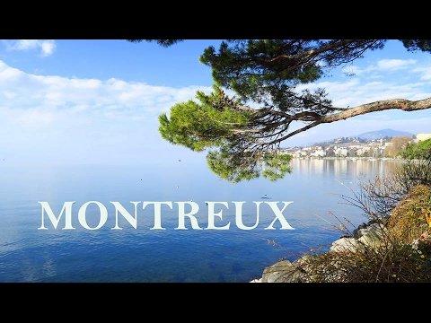 MONTREUX / Switzerland / The Swiss Riviera