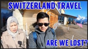 SWITZERLAND TRAVEL VLOG | SCHILTHORN, MURREN, LAUTERBRUNNEN
