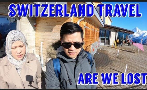 SWITZERLAND TRAVEL VLOG | SCHILTHORN, MURREN, LAUTERBRUNNEN