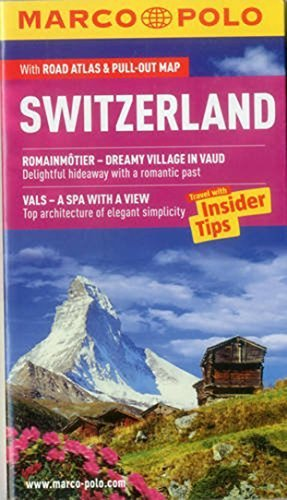 Switzerland Marco Polo Guide (Marco Polo Guides) - Switzerland Marco Polo Guide Marco Polo Guides