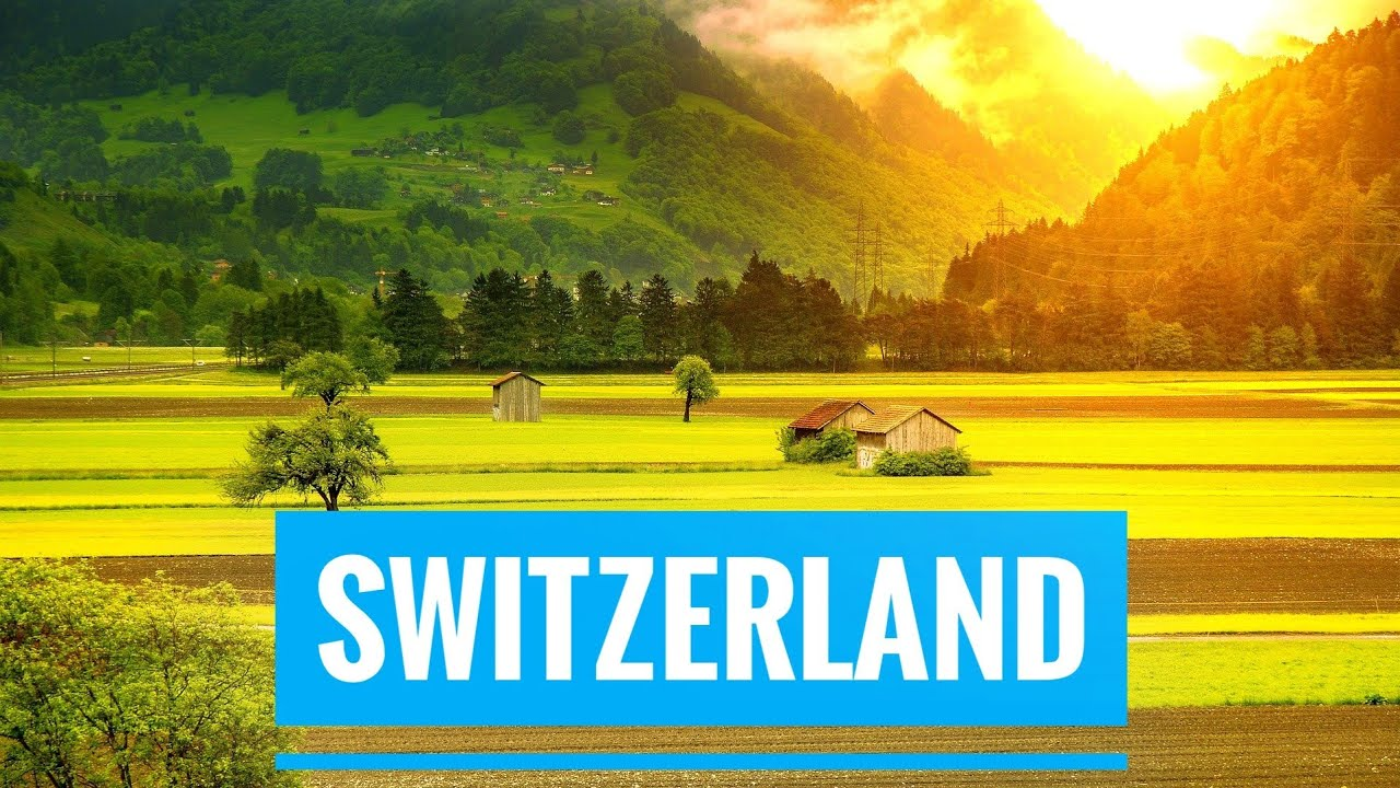 Switzerland Tourism Video | Switzerland Village Life.