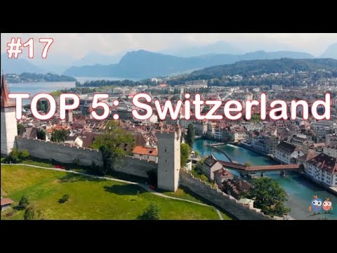 TOP 5 TO DO SWITZERLAND - Tourist Guide - Jamie and Jennie