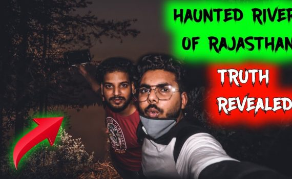 Another Fake Ghost Myth Busted By Exploring India - Haunted River Of R...