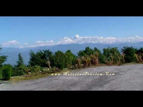 Kausani Uttarakhand - Switzerland of India - Himalayas - Tourism - Tri...