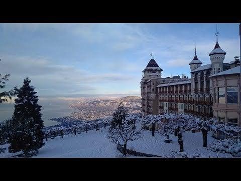 🇨🇭 Montreux & Lausanne, Switzerland Trip