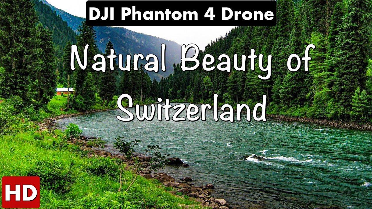 Nature's Beauty of Zürich Switzerland Drone footage DJI Phantom 4 ...