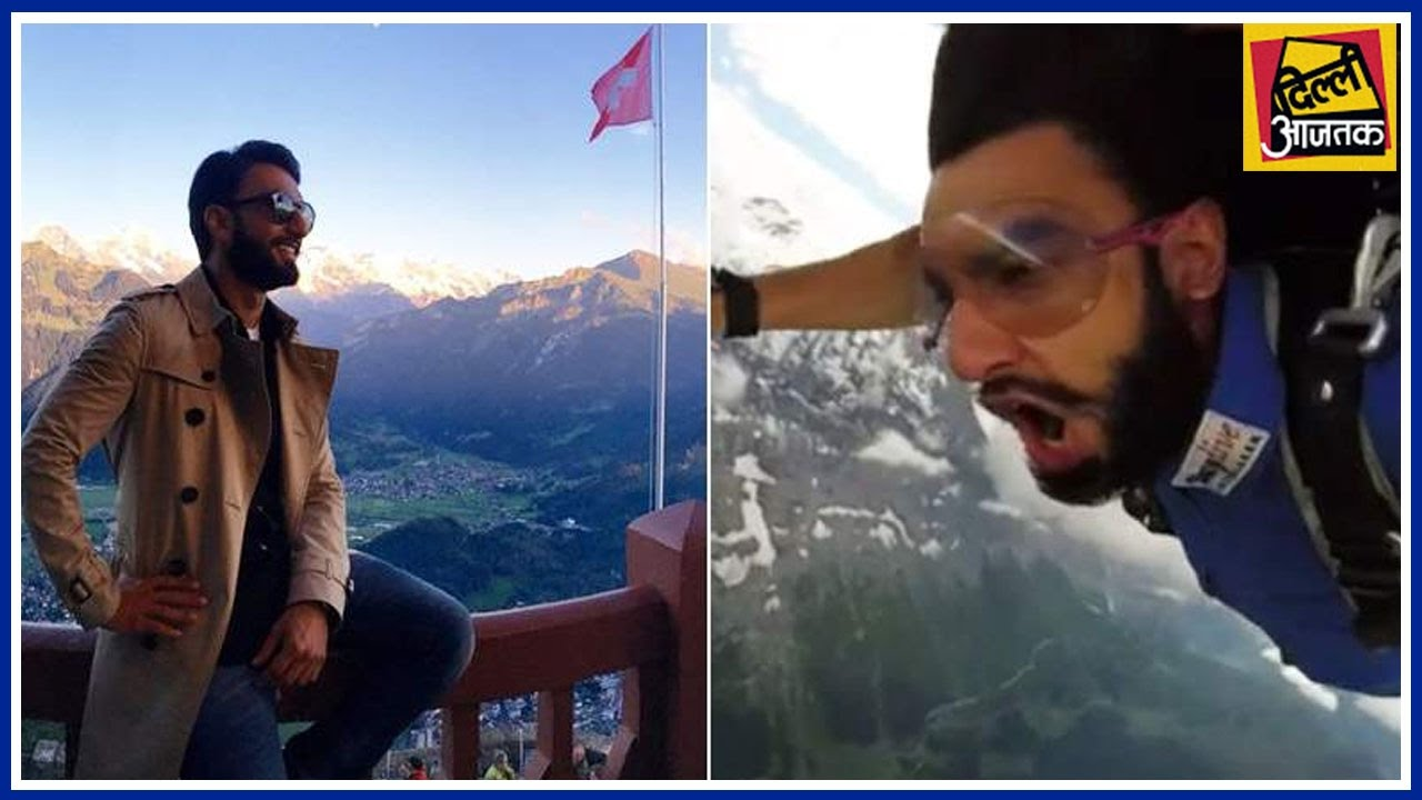 Ranveer Singh Will Now Be In Charge Of Promoting Switzerland Tourism&#...