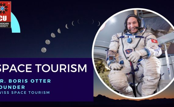 Space Tourism by Boris Otter - Founder, Swiss Space Tourism - Switzerl...