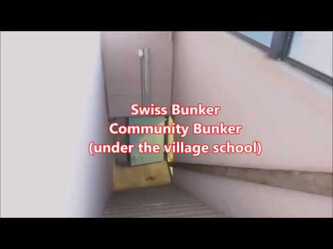 Switzerland - Bunkers for Civil Protection